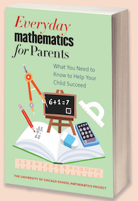 Everyday Mathematics for Parents book