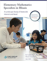 Elementary Mathematics Specialists in Illinois Report Cover